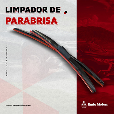 PALHETA LIMPADOR PARABRISA TRITON