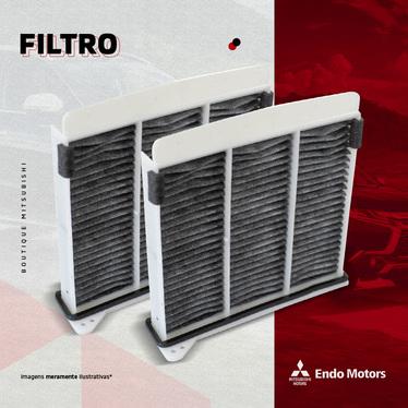 FILTRO AR CONDICIONADO TRITON HPE 3.2