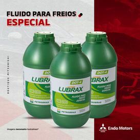 FLUIDO DE FREIOS PARA TODOS VEÍCULOS