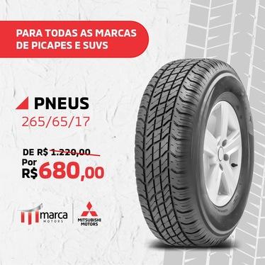 Pneu Pirelli Aro 17 Formula ST 265/65 R17 110T