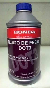 FLUIDO DE FREIO DOT3
