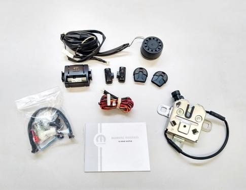 Kit Alarme X1H Toro com trava
