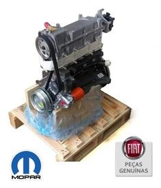 Motor Semi Completo Genuíno Fiat Fire 1.4 Flex - Strada Punto