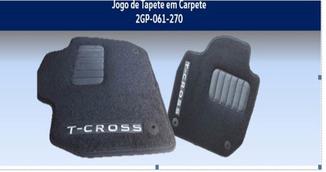 Tapete Carpete T Cross Original 5gp061270