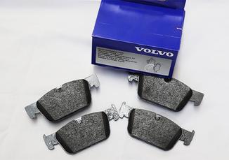 JOGO PASTILHAS FREIO S90, V90, S90L, V90 Cross Country, V90, XC60, V60, V60 Cross Country, S60, S90