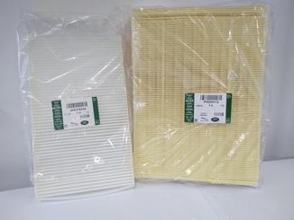 Kit Filtro Ar Motor -Filtro Ar Condicionado