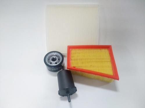 Kit De Filtros Para Revisão - Renault Duster