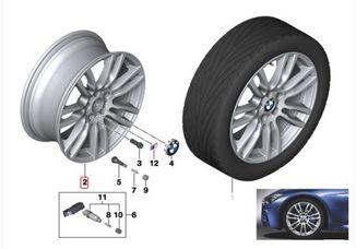 Roda BMW Série 3