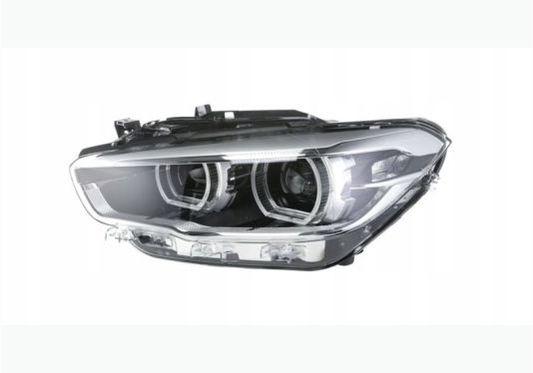 Farol AHL esquerdo de LED para BMW Série 1
