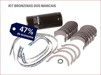 Kit bronzina dos mancais - Série 4 e PGR