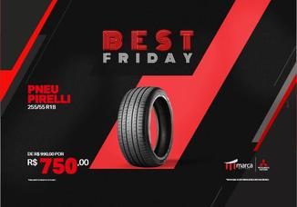 Pneu Pirelli 255/55 R18