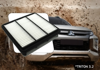 FILTRO AR DO MOTOR TRITON 3.2