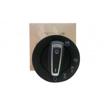 Botão Interruptor Chave De Luz Farol Milha Polo Virtus 5G0941431AKWZU