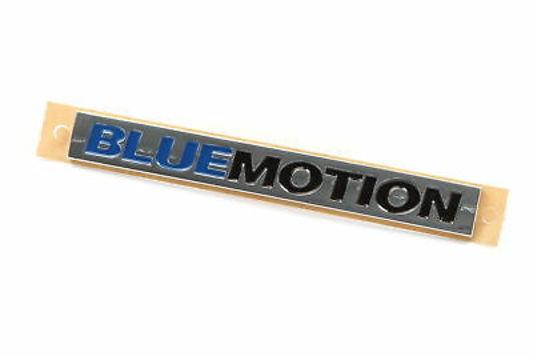Logotipo BlueMotion Vw Golf Jetta Polo Tiguan 3C0853675AJWWS