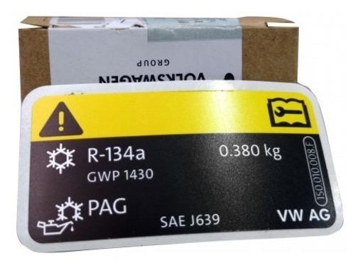 Etiqueta Adesiva De Identificação Do Ar Condicionado 1S0010008F