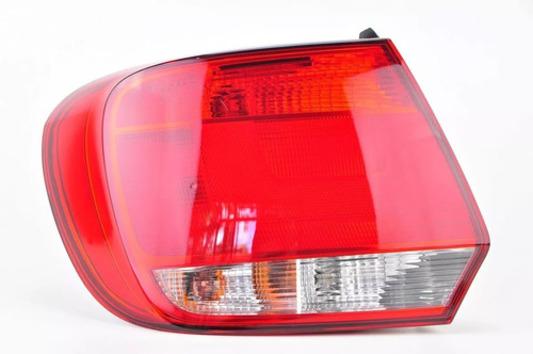 Lanterna Traseira Lado Esquerdo Original Vw - 5U6945095AB