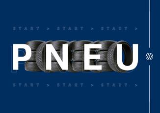 Consulte linha de pneus disponível