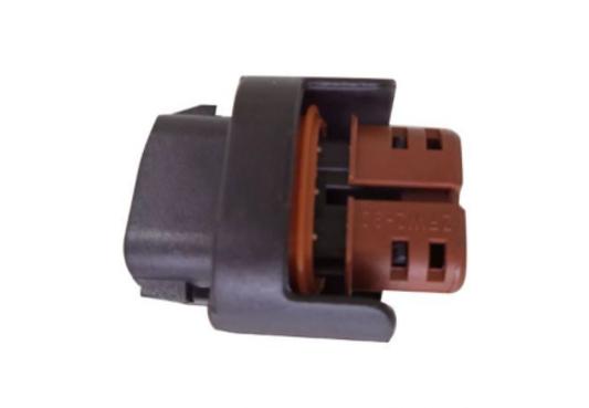 Conector Do Farol De Neblina Original Volkswagen 7H0941165
