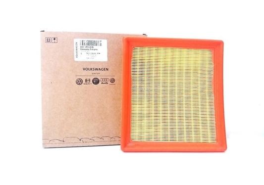 Filtro de ar do motor Gol/Voyage/Fox 1.6 16 valvulas - Item original Volkswagen - cod. 04E129620B