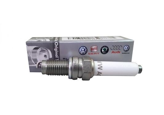 Vela Gol/Voyage/Fox 1.0 3 cilindros/1.6 16 valvulas - cod. 04C905607 - Original Volkswagen