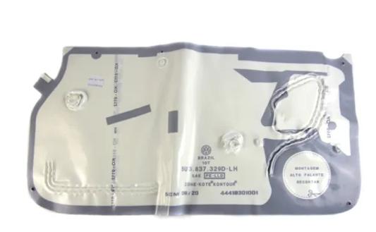 Capa De Proteção Da Porta Dianteira Lado Esquerdo Original 5U3837329D