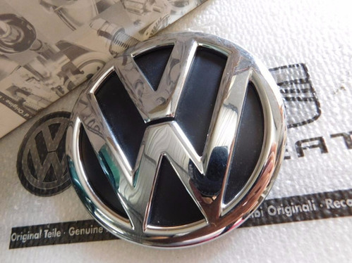 Emblema Tampa Tras. Original Volkswagen Fox 10 Á 14 5Z0853630A