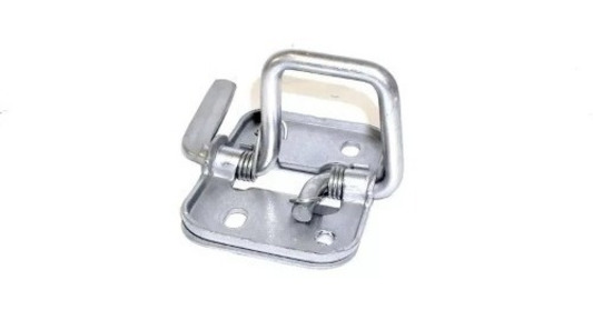 Batente Fechadura Do Capo Vw Original Gol Saveiro Spacefox 5U0823186