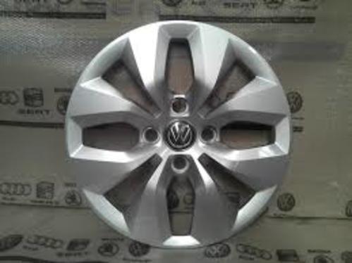 Calota Original Volkswagen Aro 14 Gol Voyage Saveiro G6 5U0601147R8Z8