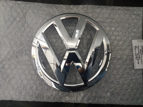 Logotipo Dianteiro Vw Original Volkswagen Up! 1S6853601B739