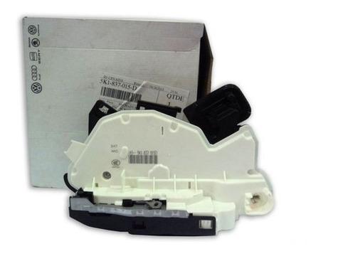 Fechadura Interna Dianteira Esquerda Volkswagen 5k1837015d