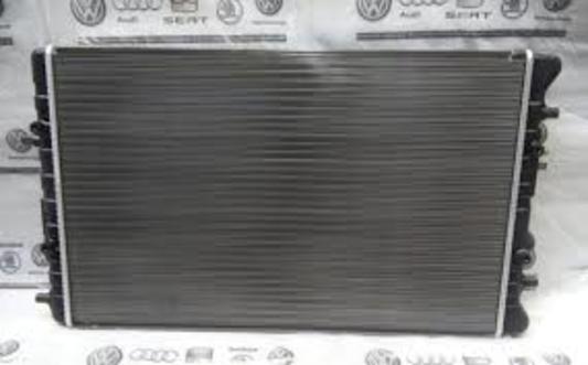 Radiador De Água Fox Gol G6 Saveiro Original Vw 5Z0121253E