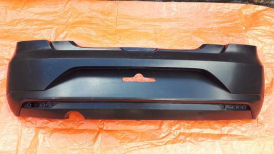 Parachoque Traseiro Gol G7 Original Vw 5u6807417abgru