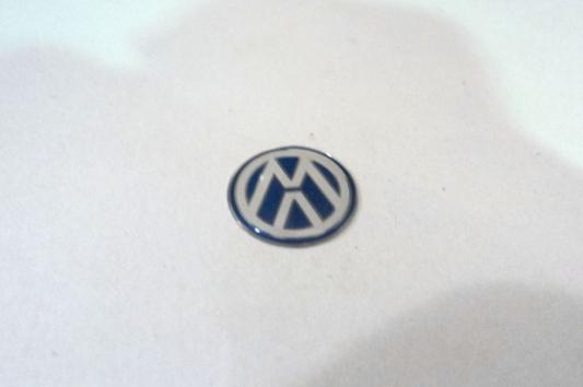 Emblema Chave Canivete Original Volkswagen 3B0837891A09Z