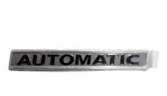 Emblema Logo Automatic Volkswagen Gol Polo Virtus 6EA853675BSEW