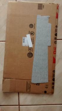 Faixa Adesiva Porta Tras L/e Vw Fox Spacefox Novo Original 5Z48533199B9