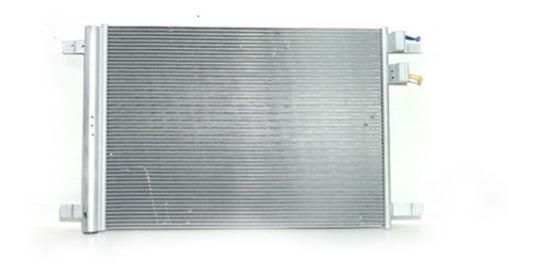 Condensador Ar Condicionado Novo Polo Virtus - 2qb820411