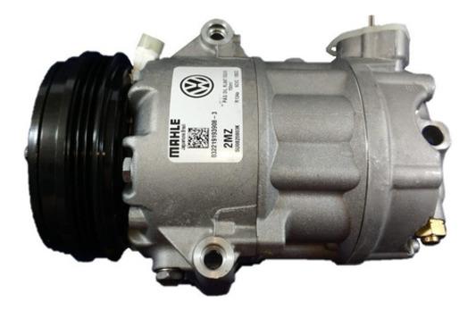 Compressor Ar Condicionado Gol G7 Saveiro Voyage Original Vw 5U0820803M