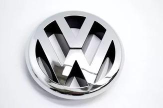 Emblema Gol Voyage Saveiro G5 Dianteito Original Volkswagen 5U0853601AULM