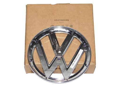 Emblema Grade Gol Saveiro Voyage G6 Logo Original Volkswagen 5U0853601B2ZZ