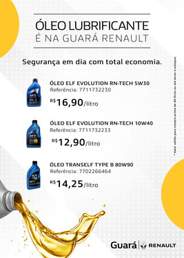 Model main comprar oleo lubrificante e na guara renault c89e4fb5a5