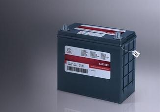 Baterias Genuínas Toyota
