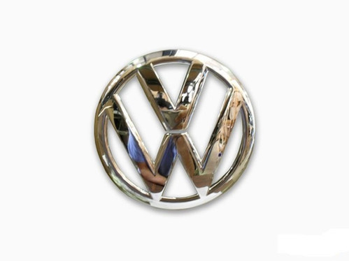 Emblema Gol Saveiro Voyage G6 Grade Dianteira Original Vw 5U0853601BOLP