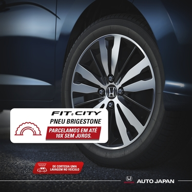 PNEU BRIDGESTONE FIT e CITY