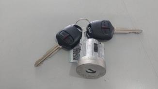 Chave e cilindro de ignição - L200