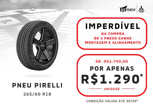 Pneu Pirelli Aro18 265/60