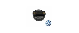 Tampa Oleo Motor Gol Saveiro Fox Original Volkswagen