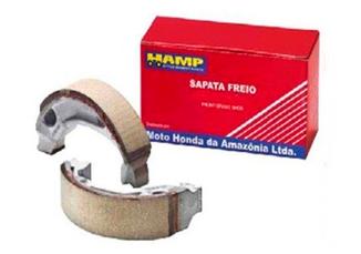SAPATA FREIO TRAS JG