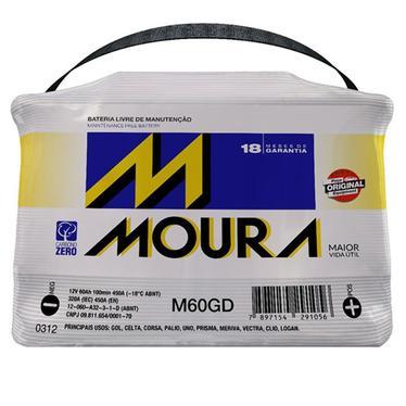 Model main bateria automotiva moura 60a   direita 4345364 960e807481