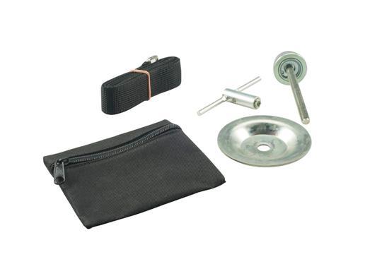 galeria Kit de travas anti-furto para estepe