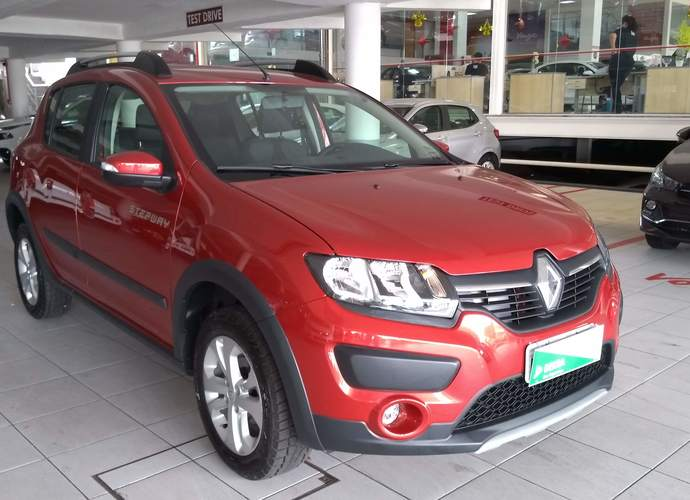 Used model comprar sandero 1 6 stepway 98 8e689c2fed